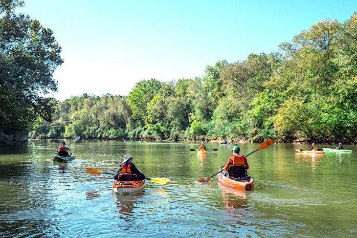Chattahoochee-River-Kayaking
