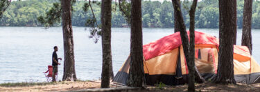 Holiday-Campground-camping-tent-camp-lagrange-georgia-lake-west-point