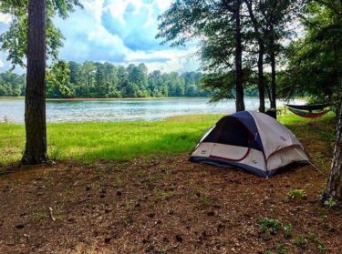 West Point Lake Camping