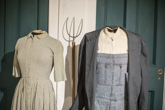 Farmers clothes legacy museum Lagrange