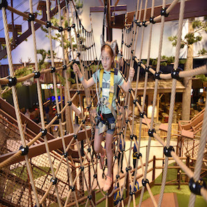 Visit-LaGrange-Itinerary-Great-Wolf-Lodge-Ropes-Course